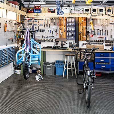 Rueckenwind Kiel Werkstatt 2